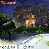 Im Freiendekoration, die multi Farben-Weihnachtslicht-Laser-Projektor für Rasen, Baum, Pflanze beleuchtet