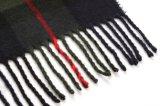 Scialle acrilico della sciarpa della coperta di inverno di stile Paid per le donne (LS-AC-1001)