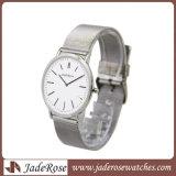 As mulheres de moda elegante Senhora Casual Relógios de assistir à prova de minimalismo vestido Rhinestone Relógio Feminino