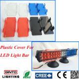 Barra de luces LED de color de luz LED de trabajo cubierta con ámbar Amarillo Azul Rojo Verde negro