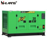 Gruppo elettrogeno diesel silenzioso eccellente di potere (30KW)