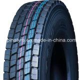 315/80r22.5広い踏面セクションデザイン頑丈なトラックのタイヤ、TBRのタイヤ