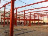 La estructura de acero pesado para edificios