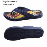 Новый стиль два слоя Flip Флоп, мода пользовательские обувь EVA шлепанцы
