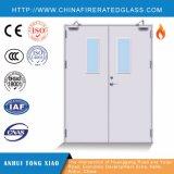Precio clasificado de las puertas y de los marcos del fuego de acero mejor