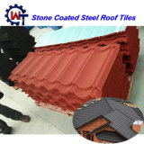屋根ふき材料の石は金属のとらわれの屋根ふきか屋根瓦に塗った