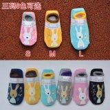 Toddler Anti-Skid bas chaussettes de coton bébé semelle antidérapante-de-chaussée de la bonneterie
