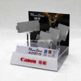 Supporto acrilico del calcolatore del plexiglass