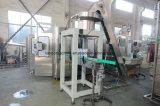 Contienen Gas totalmente automática máquina de llenado de bebidas la bebida carbonatada