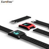 La più nuova forma fisica di disegno del braccialetto 2017 astuti mette in mostra il Wristband di Bluetooth del braccialetto di frequenza cardiaca