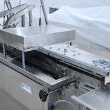 包装機械が付いている機械を挟む単一の車線の倍の味のビスケット