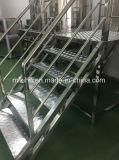 Loción crema de la homogeneización de vacío máquina mezclador emulsificador