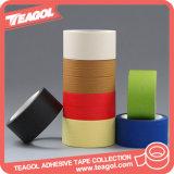 Cinta adhesiva a prueba de calor adhesiva del papel de Brown, cinta