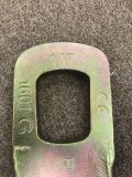 鋳造の建築材料のプレキャストされた鋼鉄持ち上がるクラッチ