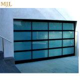 Portello di vetro all'ingrosso di alluminio del garage di prezzi di fabbrica