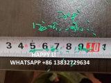 Il verde macchietta le macchioline variopinte del solfato di sodio per il detersivo