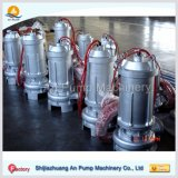 Electric Vertical Sewage Centrifugal 50HP Submersible Water Pump