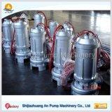 Pompa ad acqua sommergibile centrifuga 50HP delle acque luride verticali elettriche