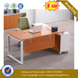 강철 현대 사무용 가구 L 모양 버찌 사무실 테이블 (UL-MFC263)