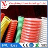 Fil d'acier renforcé en spirale en PVC flexible d'aspiration Heavy Duty