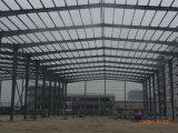 Пакгауз стальной структуры как модульное здание