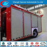 De op zwaar werk berekende 6*4 water-Schuim Dongfeng Vrachtwagen van de Brand