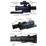 Peso ligero estupendo Gen1 y visión nocturna Riflescope de Ruggednight para la caza