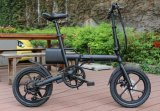 電気バイクを折る36V Cmopact