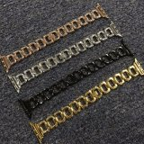 Cinturini dell'acciaio inossidabile di figura di modo D per Iwatch