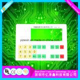 Пэт ПК принтер для этикеток мембранной клавиатуры нажмите панель переключателей