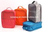 De douane die de Eenvoudige Opslag van de Reis van de Totalisator van het Type Nylon verpakken draagt de Zak van Schoenen (bdy-1709057)
