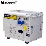 Super Silencioso generador diesel de emergencia (DG6500SE-N)