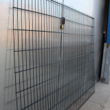 Recinto di filo metallico d'acciaio del doppio del giardino di forte obbligazione