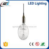 Branca quente de G150 3W lâmpada LED para decoração de interiores com marcação CE
