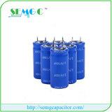 Condensadores de corrida electrolíticos de aluminio calientes de la venta 6000UF 250V