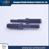 OEM Carbon-Steel Round Head Thread Fastener Machined Long Screw