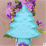Прессформа торта силикона валов пузырей рождества