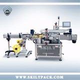 Frente para trás e para o lado inferior da máquina de rotulação automática para o esmalte de unha