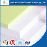 Scheda di plastica ad alta densità della gomma piuma della costruzione Material/PVC