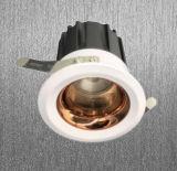 La iluminación 7W LED de CRI80/90 LED abajo enciende 2 años de garantía
