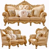Il sofà del salone ha impostato per mobilia domestica