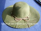 Летом Red Hat Fashion Lady Бумага/флоппи-Red Hat с оформлением вкладышей коренных подшипников