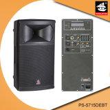15 Spreker pS-5715debt van Bluetooth EQ van de FM van de AMPÈRE USB BR van de duim de PRO350W Digitale Plastic Actieve