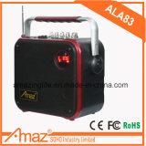 당 시간 Bluetooth Amaz/Temeisheng/Kvg 작은 Sive를 가진 최고 정선한 액티브한 Karaoke 트롤리 스피커