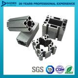 산업 프로젝트 건축재료를 위한 알루미늄 단면도 고품질