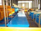Máquina de enrollamiento del filamento del tubo de FRP/GRP/Fiberglass/Composite/cadena de producción