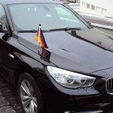 Facendo pubblicità alla bandierina poco costosa dell'automobile della clip della finestra (YH-CF037)