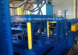 O metal galvanizou o rolo de aço do Purline de C que dá forma à máquina para a estrutura de telhado