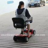 Vespas Handicapped de la venta de la vespa eléctrica de cuatro ruedas caliente de la movilidad