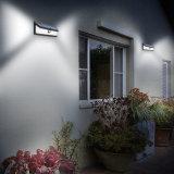 軽い屋外の太陽動きセンサーの壁ライト54 LEDは防水する